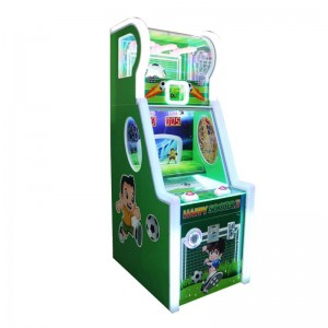 coin operated game machine hapyy baby 3 football game machine for kids