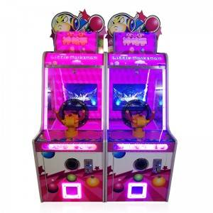 Chinese Professional Shooting Arcade Cabinet - Coin operated little marksman ball shooting game machine – Meiyi
