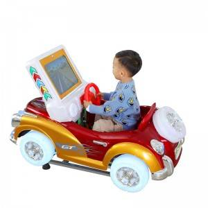 China wholesale Kiddie Ride Car Game Machine - Coin Operated Game Machine 3D/MP5 Kiddie ride machine – Meiyi
