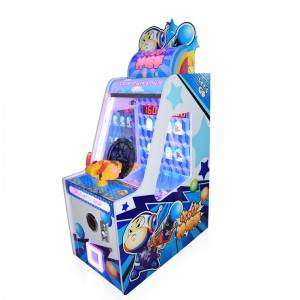 Good Quality Shooting Ball/Water Machine - Coin operated lollipop vending game machine candy machine – Meiyi
