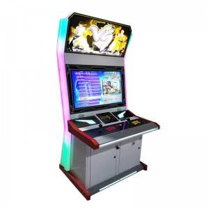 OEM/ODM Supplier Time Crisis 4 Arcade Machine - Coin operated 32 inch pandora arcade games machine for 2 players – Meiyi