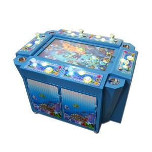 Casino fishing game machine for 6 people gambling game machine