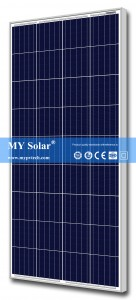 High reputation Monocrystalline Versus Polycrystalline - MY SOLAR P2 Poly Solar PV Panel 150w 155watt 160wp 165 Watt 170 w Perc Solar Pv Module – My Solar