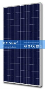 High definition Solar Panel Efficiency - MY SOLAR P3 Poly Solar PV Panel335w 340watt 345wp 350 Watt 355 w Perc Solar Pv Module – My Solar