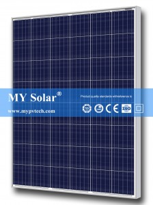 Factory Cheap Hot Polycrystalline Solar Cells - MY SOLAR P3 Poly Solar PV Panel 215w 220watt 225wp 230 Watt 235 w Perc Solar Pv Module – My Solar