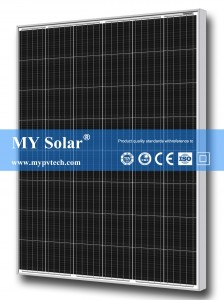 Chinese Professional 350wp-410wp Mono Solar Panel - MY SOLAR M3 Mono Solar PV Panel 245w 250watt 255wp 260 Watt 265 w Perc Solar Pv Module – My Solar