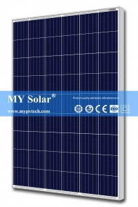 2020 China New Design Polycrystalline Solar Panel Advantages - MY SOLAR P3 Poly Solar PV Panel 250w 255watt 260wp 265 Watt 270 w Perc Solar Pv Module – My Solar