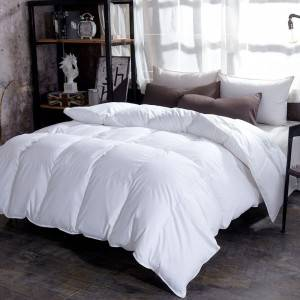China Wholesale Unicorn Bathrobe Suppliers - HOTEL LUXURY MICROFIBER DUVET – Natural Wind