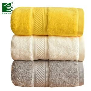 China Wholesale Double Duvet Covers Factory - China products home decoration 100% natural cotton brightly colored towels – Natural Wind