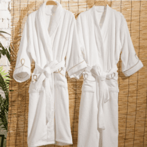 China Wholesale Decorative Pillows Factories - Velour bathrobe cut pile bathrobe – Natural Wind