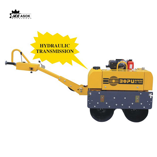 Double-Drum Vibratory Roller Featured Image