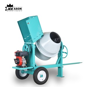Factory Cheap Hot Diesel Concrete Mixer - 350L Concrete Vibrator-Two Wheel – ACE Machinery