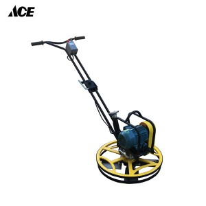 China wholesale Concrete Power Trowel - 980/880/780/600mm Electric power trowel – ACE Machinery