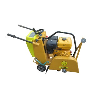 14inch (350mm) with 110mm cutting depth concrete cutter machine