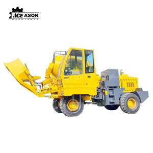 2019 High quality Mini Truck Concrete Mixer - 1.6M3 – ACE Machinery
