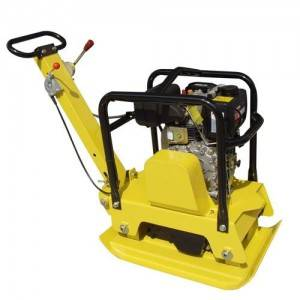 160kg with 30.5kn Reversible plate compactor