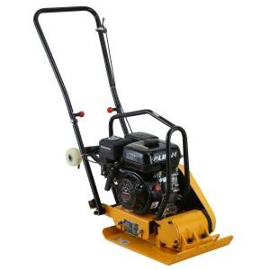 65kgs with 10.5kn vibrating force Plate Compactor
