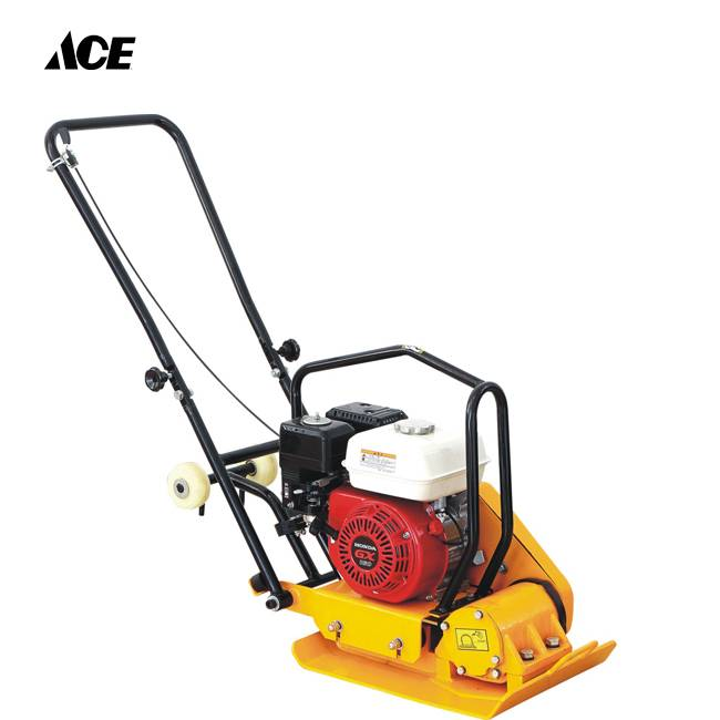 65kgs with 10.5kn vibrating force Plate Compactor Featured Image