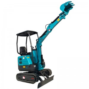 Cheap price Final Drive Mini Excavator - Koop KD2V80 EU-5 Standard   Hydraulic Mini Excavator – ACE Machinery