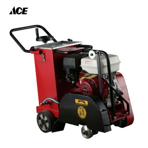 OEM manufacturer Floor Cutter Concrete Saw - 400mm (16in) with 130mm cutting depth  concrete road cutter machine – ACE Machinery