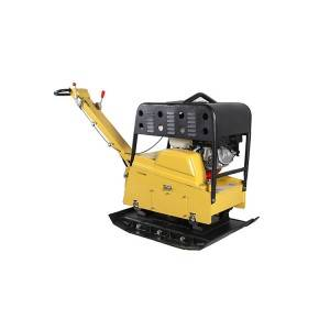 330kg with 38.0kn Reversible plate compactor