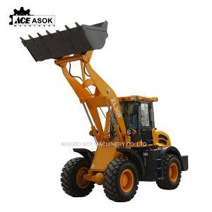 2.0ton Wheel Loader with CE Certification