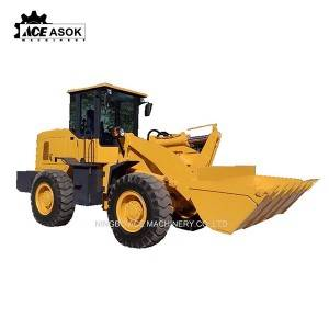3.0ton Wheel Loader with CE Certification