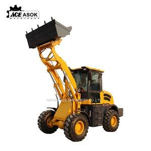 1.6ton Wheel Loader with CE Certification