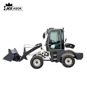 1.0ton Wheel Loader with CE Certification