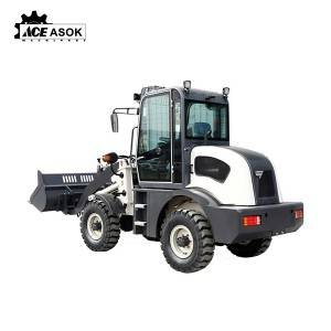 1.2ton Wheel Loader with CE Certification