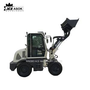 0.8ton Wheel Loader with CE Certification
