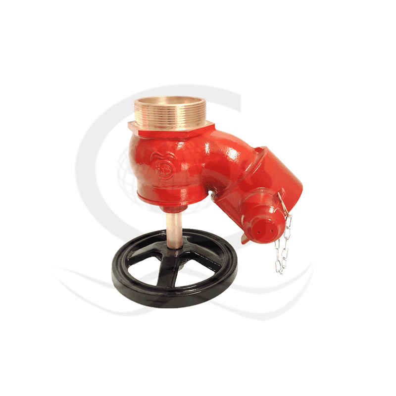 OEM Customized Casting Brass Fire Hydrant Valve - Screw landing valve  – World Fire Fighting Equipment
