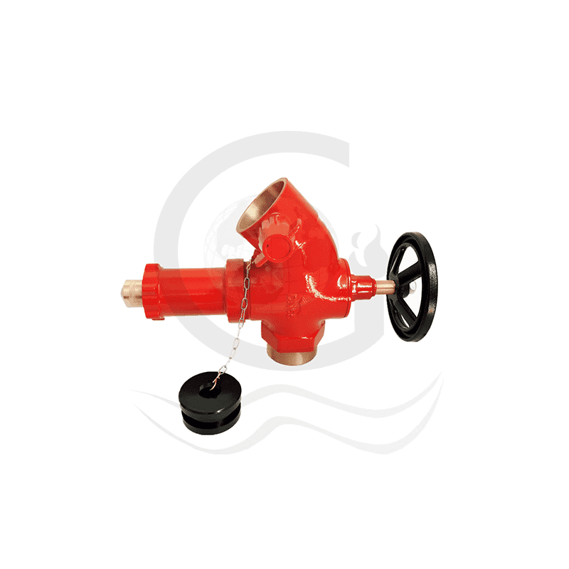Factory Free sample Hydrant Landing Valve Water - Pressure reducing valve E type  – World Fire Fighting Equipment