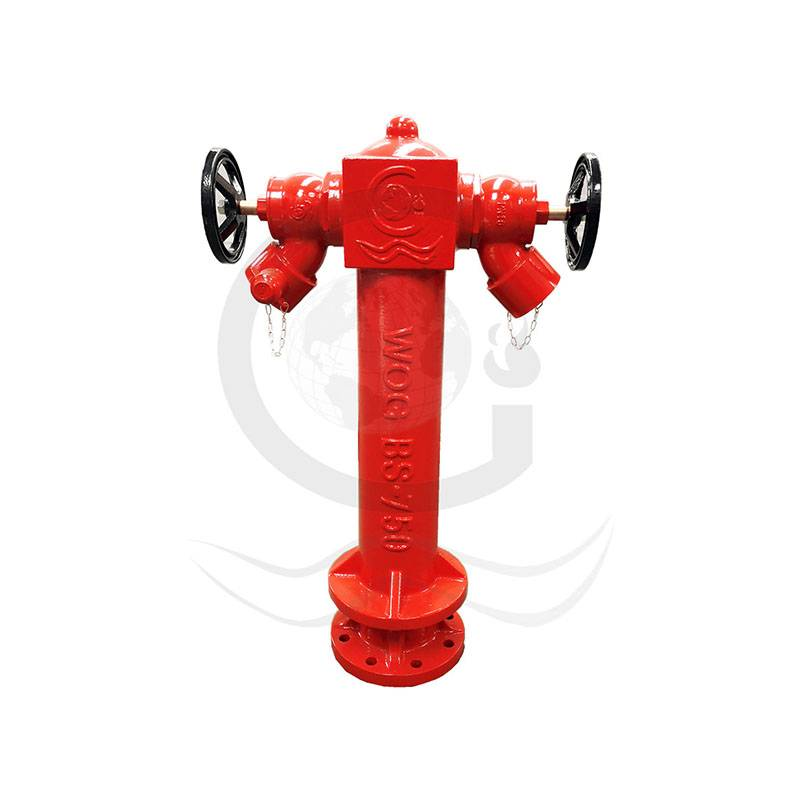 wet type fire hydrant Featured Image
