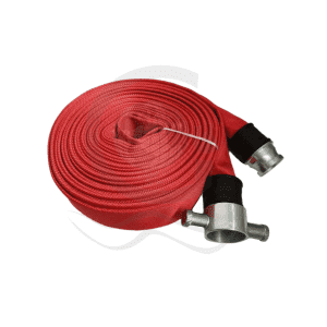 PVC red fire hose