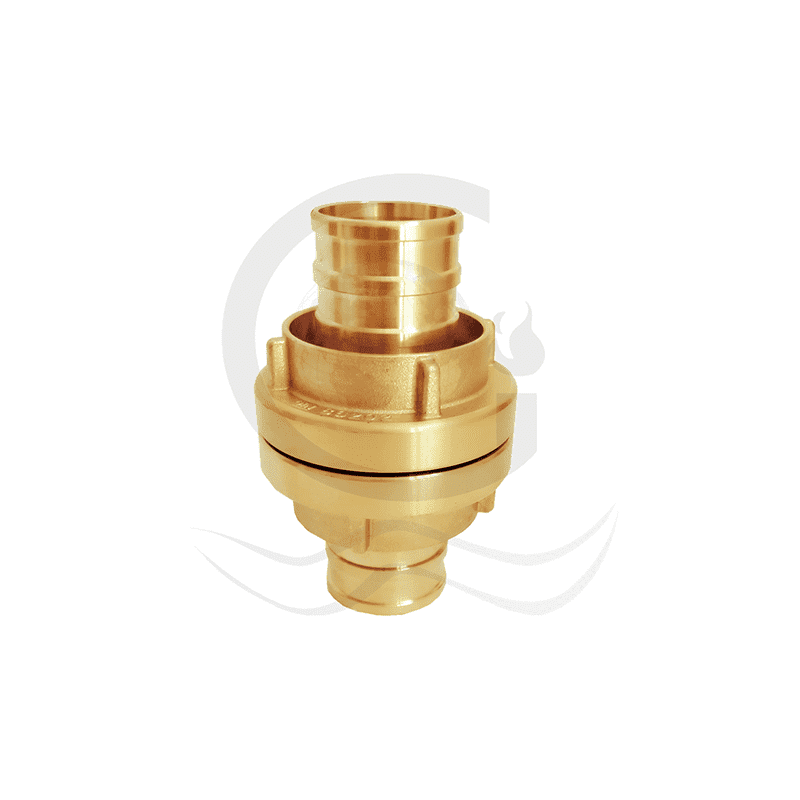 China Cheap price Brass Fire Hose Coupling - Storz Hose coupling  – World Fire Fighting Equipment