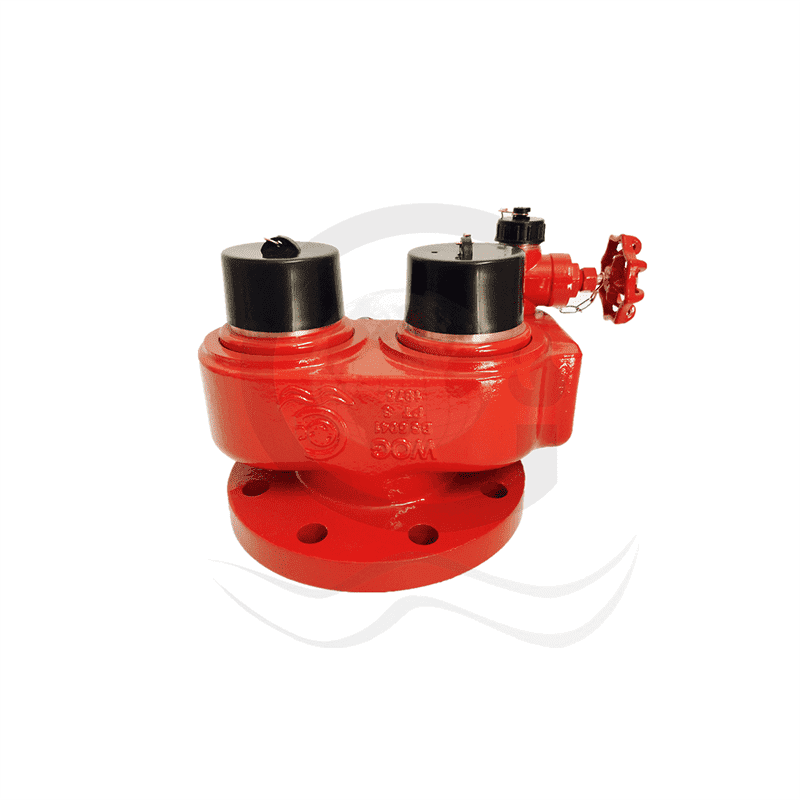 Best Price on Landing Valve Screw - 2 way breeching inlet  – World Fire Fighting Equipment Featured Image