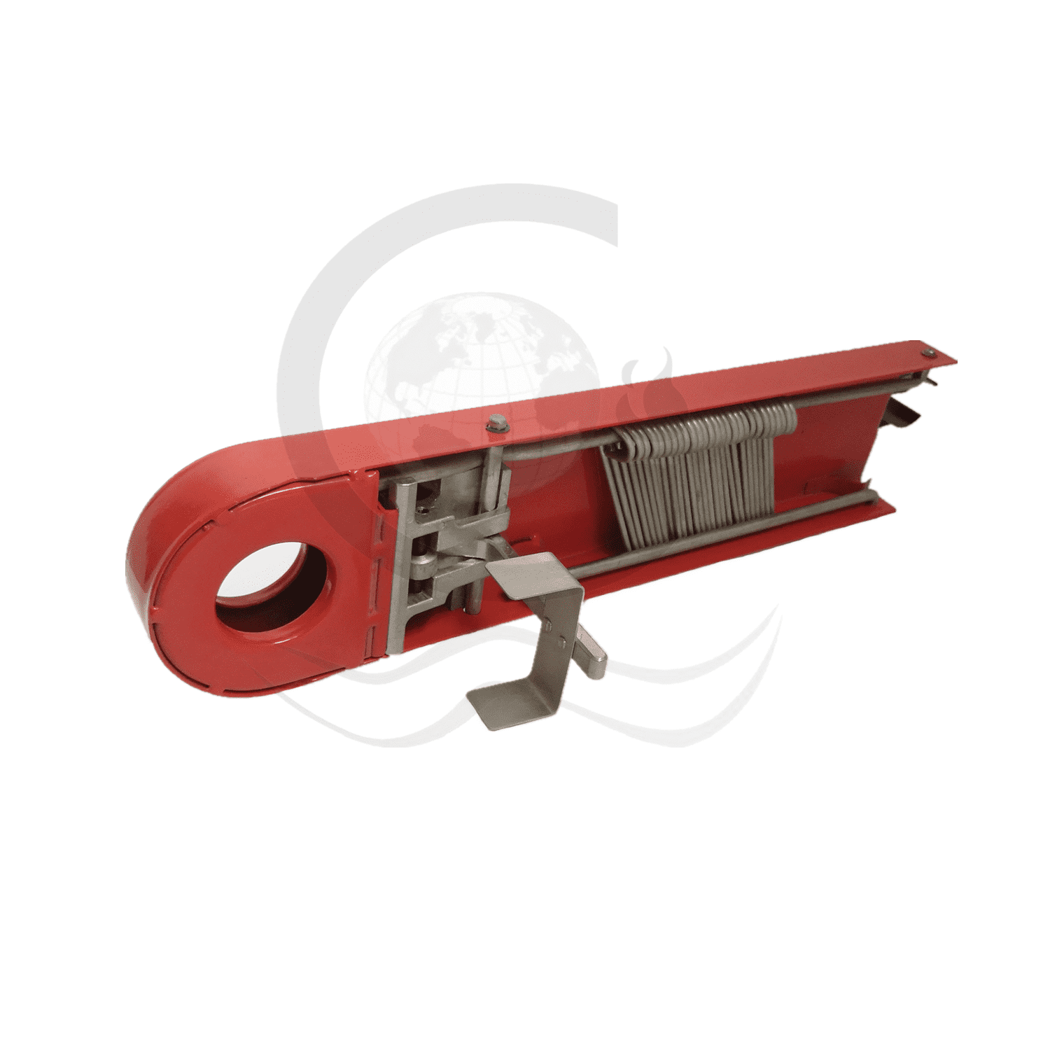 Factory Price For Double Door Fire Hose Cabinet - Fire hose rack  – World Fire Fighting Equipment