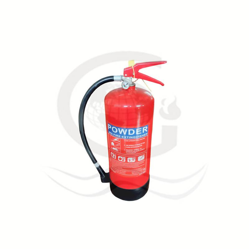 Factory source Fire Equipment - CE standard dcp fire extinguisher  – World Fire Fighting Equipment