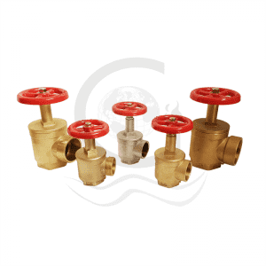 100% Original Hydrant Landing Valve - Right angel valve  – World Fire Fighting Equipment