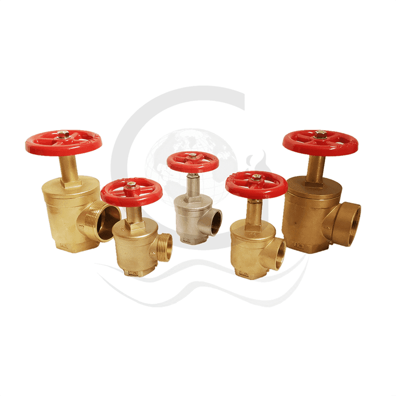 Well-designed Screw Landing Valve - Right angel valve  – World Fire Fighting Equipment