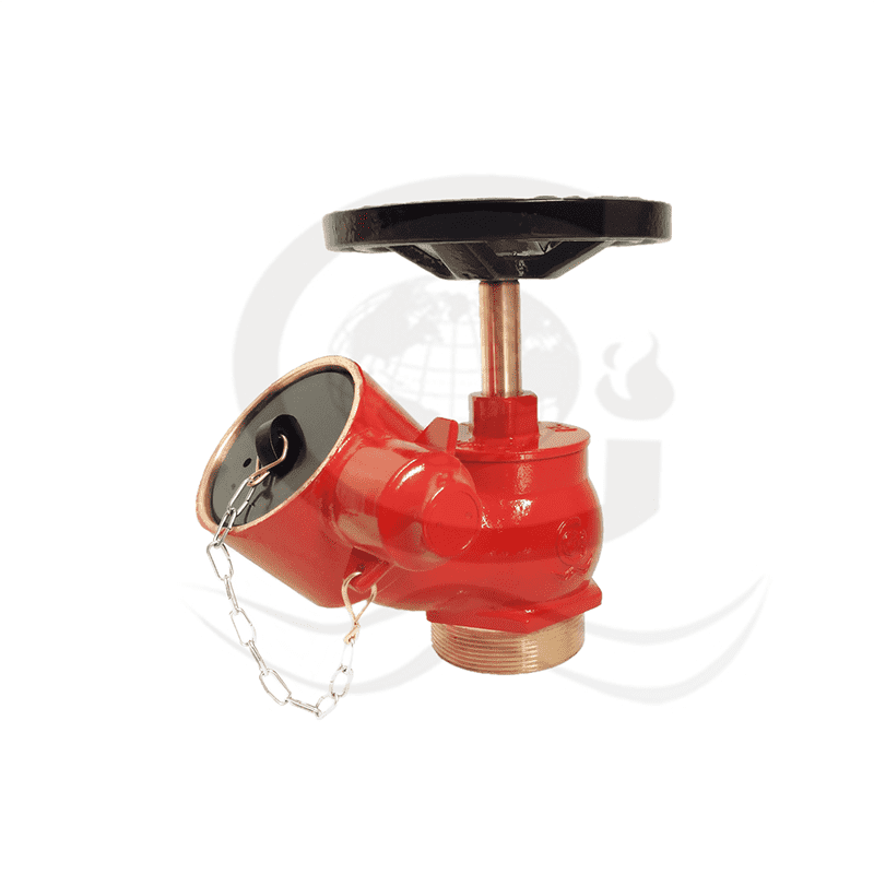High reputation Fire Hose Landing Valve - Screw landing valve  – World Fire Fighting Equipment