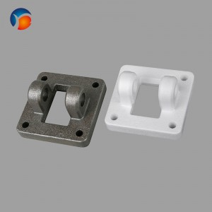 Manufacturer of Ductile Iron Railway Casting - Accessories 31 – Yingyi