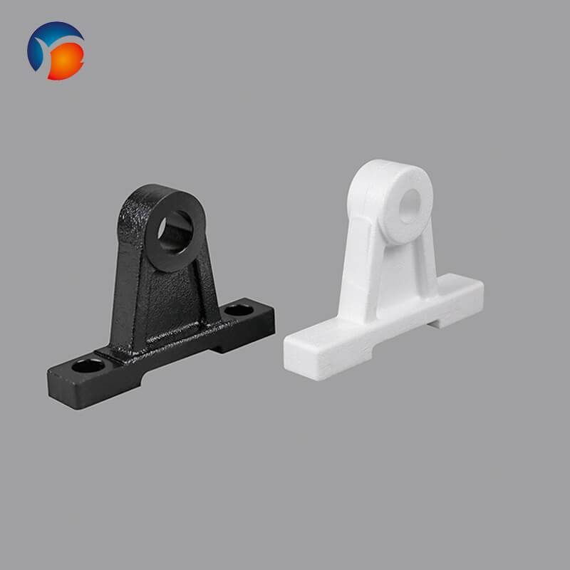 Factory Price Farm Machinery Steel Parts Agricultural Steel Parts - Bottom price China Grey/Ductile Iron Custom Part Sand Casting Part Industrial Bracket – Yingyi