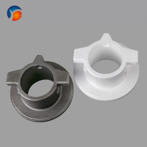 OEM Supply Ductile Iron Fcd250 - High Quality China Casting Steel Spare Parts for Car and Train – Yingyi