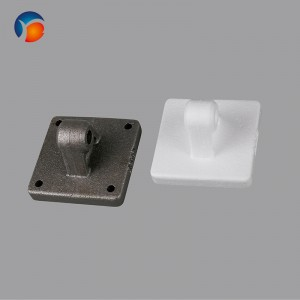 Professional lost foam casting manufacturer-Bearing sleeve 003