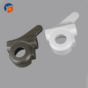 Professional lost foam casting manufacturer-Adjusting arm 001