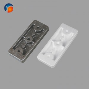 Personlized Products Zinc Die Casting Foundry - High Quality China Ductile Iron/ Grey Iron Foundry of Auto Parts with Full Machining Capabilities Ts 16949 IATF 16949 Certified – Yingyi
