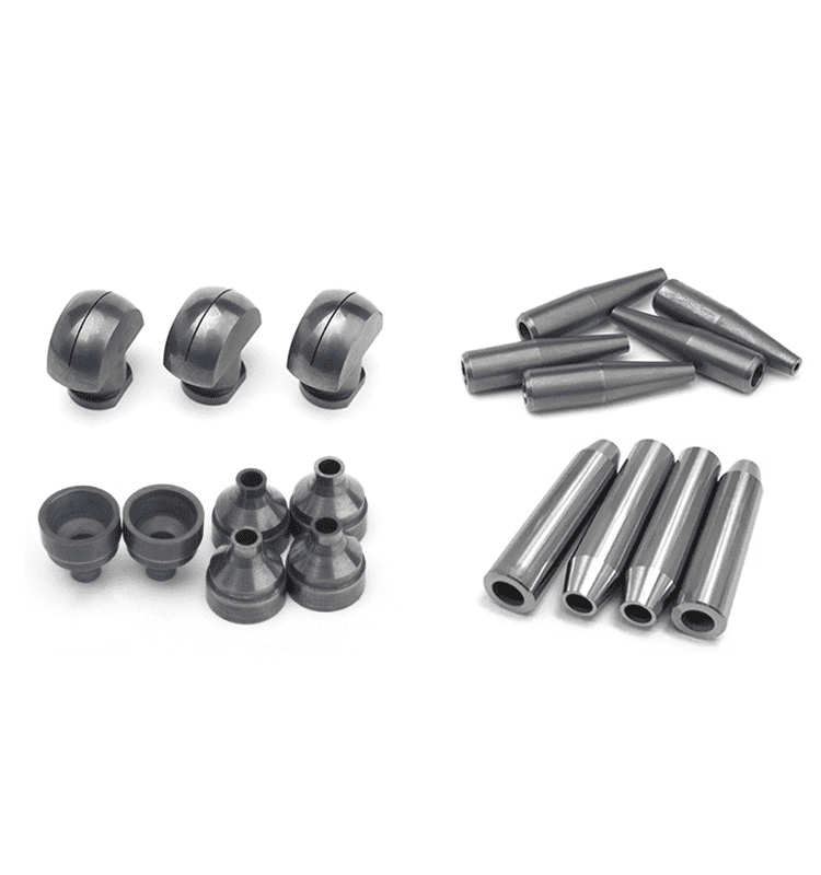 Cheap PriceList for Tungsten Carbide Balls - Tungsten Carbide Nozzle with high quality – CEMENTED CARBIDE detail pictures