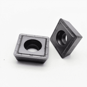 OEM China Milling Tools - Cemented Carbide CNC Indexable Inserts for Drilling SPMG  – CEMENTED CARBIDE